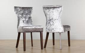 Fabric Dining Chairs Buy Upholstered Dining Chairs Online - Grey fabric dining room chairs