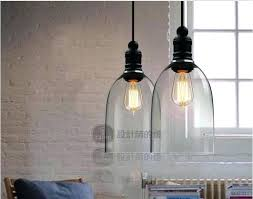 large clear glass pendant light contemporary clear glass pendant light with lights large l plan