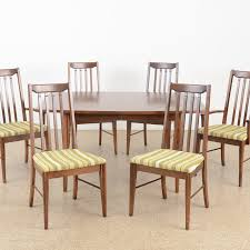 broyhill dining room sets broyhill furniture dining room set circa 1950s ebth