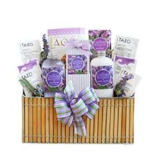 relaxation gift basket relaxation spa gift basket for lavender grocery