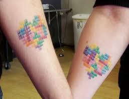 matching tattoo ideas top most popular tattoos heart matching love