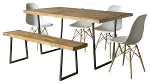 Diy Industrial Dining Room Table Dining Table Modern Rustic Dining Room Chairs Table Diy