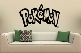 vinyl wall murals 2017 grasscloth wallpaper pokemon wall mural vinyl sticker kids room s 1761