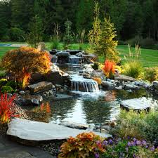 Water Features Backyard by Water Features Seattle Alderwood Landscaping