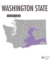 Oregon Ava Map by Introduction To The Regions And Wines Of Washington State U2014 Wtso