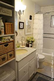 bathroom craft ideas stunning cottage style bathroom decorating ideas diy craft and home