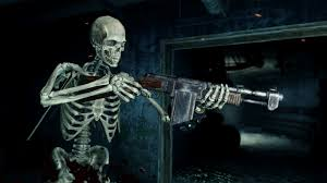 Spooky Scary Skeletons Meme - spooky scary skeletons fallout 4 mod cheat fo4 spooky