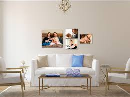 wall decorations for living room wall art one big happy photo