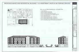 Westfield Floor Plan by Site Plan Application For Meridia On June 13th Roselle Park News