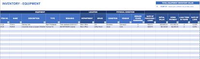 free linen inventory spreadsheet laobingkaisuo com
