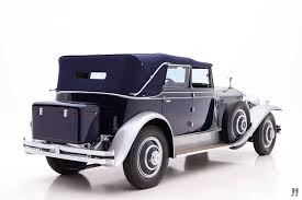 antique rolls royce for sale 1930 rolls royce phantom i newmarket phaeton hyman ltd classic cars