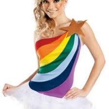 Rainbow Halloween Costume Rainbow Brite Costume Products Wanelo