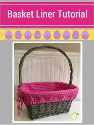 personalized easter basket liner easter basket liner tutorial basket liners easter and sewing