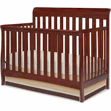 Million Dollar Baby Classic Ashbury 4 In 1 Convertible Crib by Delta Marquis 4 In 1 Convertible Sleigh Crib Shop Your Way