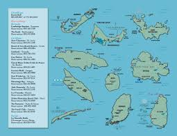 St Barts On Map by Our Caribbean Map Island Luxe Resorts