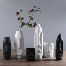 White Decorative Vases Compare Prices On Black White Vases Online Shopping Buy Low Price