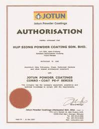 hup siong powder coating sdn bhd epoxy and polyesther powder