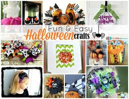 Fun Halloween Crafts - and easy halloween crafts the ribbon retreat blog