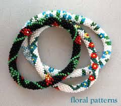 beaded bracelet crochet images Bead crochet bracelets jpg