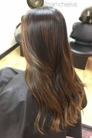hair highlight for asian best 25 asian highlights ideas on pinterest balayage asian hair