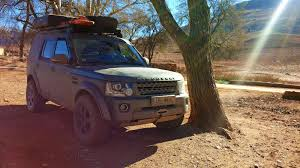 land rover discovery off road overland 4x4 de land rover discovery 4 offroad umbau teil 1