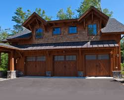 cabin garage plans garages with living quarters garage designs pertaining to 4 car