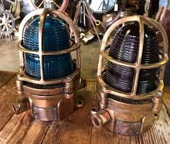 7 5 ft just cut ez light norway spruce ship lights lanterns nautical antique warehouse