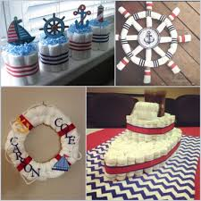 anchor baby shower decorations nautical baby shower ideas hotref party gifts