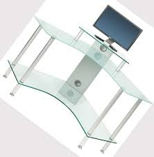 Glass Corner Desks Corner Desk