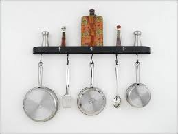 Ikea Wall Hanger by Kitchen Update Your Kitchen In Style With Lighted Pot Rack