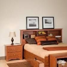 Bed Bookcase Headboard Double Bed Bookcase Headboard