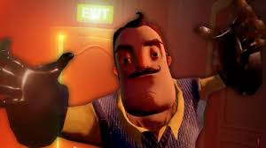 what u0027s behind the door hello neighbor youtube