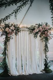 wedding backdrop flowers wedding backdrops do it yourself wedding estates