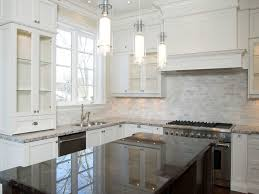 Stainless Steel Kitchen Backsplash Ideas Subway Tile Kitchen Backsplash Ideas With White Cabinets Porcelain
