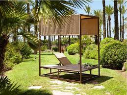 Diy Outdoor Daybed Furniture Modern Outdoor Daybed With Canopy For Unique Patio