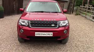 used 2014 14 reg land rover freelander 2 2 2 td4 150 gs 4x4 for