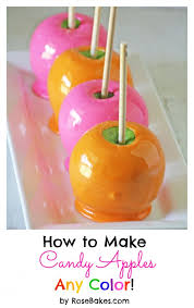 where can i buy candy apple mix how to make candy apples any color recipe candy apples pink