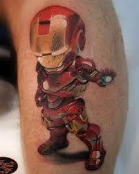 kid ironman tattoo best tattoo ideas gallery