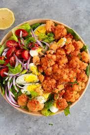 sun dried tomato pesto cauliflower salad primavera kitchen