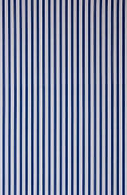 Blue Ticking Curtains Ticking Stripe Blue Made To Measure Curtains