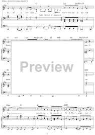 Chandelier Sia Piano Sheet Music Just Give Me A Reason Sheet Music Music For Piano And More