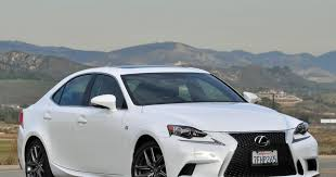 2015 lexus is f sport review 2015 lexus is 350 f sport ny daily