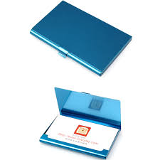 Pocket Business Card Holder Metal Aliexpress Com Buy Excellent Quality Business Id Credit Card
