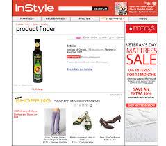 in style magazine customer service trina kaye organization