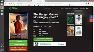 from where can i download the movie the hunger games mockingjay