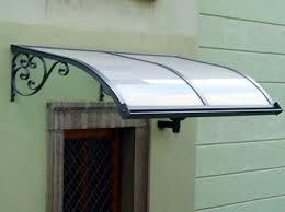 pensilina tettoia in policarbonato plexiglass vendita di tettoie e pensiline in policarbonato rovigo