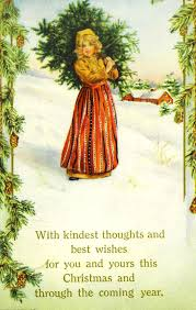 1077 best antique christmas cards images on pinterest christmas