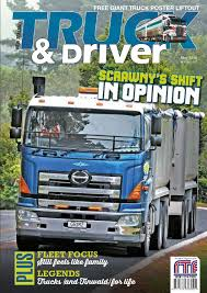 nz truck u0026 driver magazine may 2016 by augusto dantas issuu