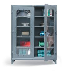 Upright Storage Cabinet Strong Hold Products Industrial Storage Cabinets