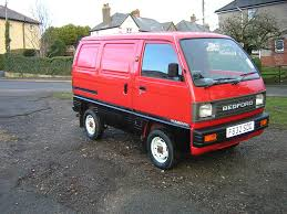 vauxhall bedford 1988 bedford rascal retro rides